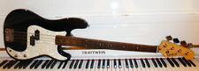 SIOUX CB-380P BK Classic P-Bass  -  schwarz poliert - made in Korea