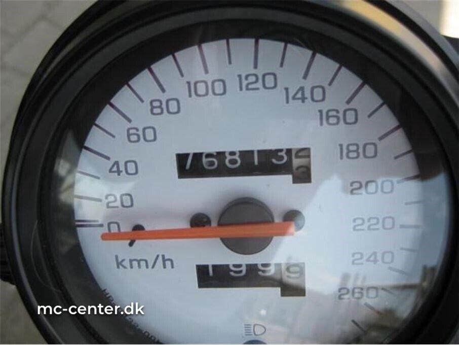 Honda, CB 600 F Hornet, ccm 600