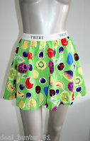 TRIXI Mini Skirt Elastic Waist Trapeze Shape Colours/Sizes S/M/L  25-29A,160B,7d