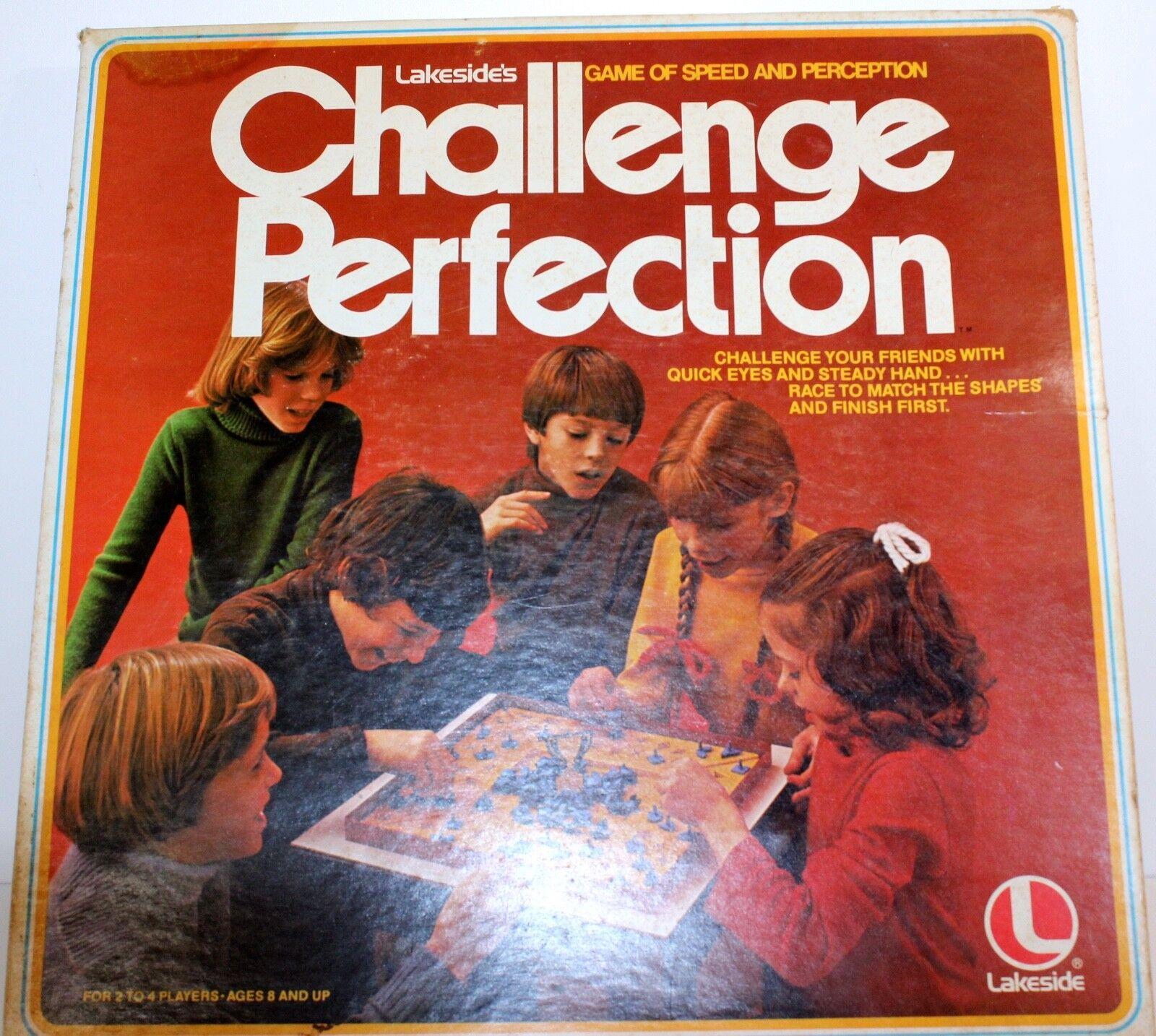 Herausforderung perfektion spiel vorelektroni-schen von lakeside jahrgang 1978