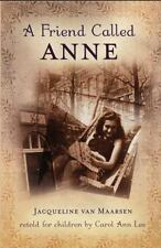 A Friend Called Anne-ExLibrary