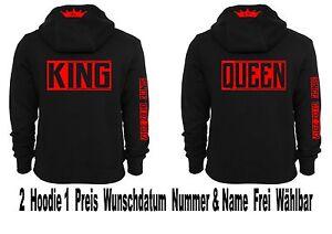 à Hipster Motif 5xl Xs Sweat Couples capuche Partenaire Look Queen King gqnUBfdwxC