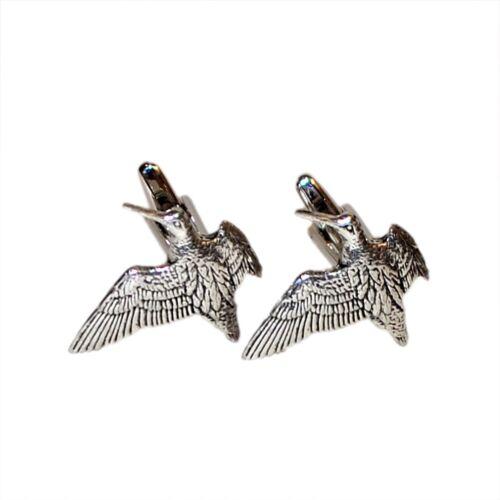 English Made Woodcock Pájaro Peltre Gemelos tsbcb 10 X 2