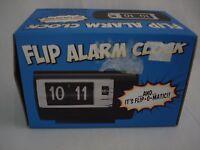 Flip Alarm Clock Bed Bath & Beyond By Bed Bath & Beyond Black Color