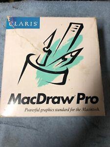 Original-Vintage-Mac-Software-on-3-5-034-Disks-MACDRAW-PRO