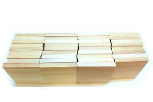 35 kleine Holzbrettchen (sib.Lärche)