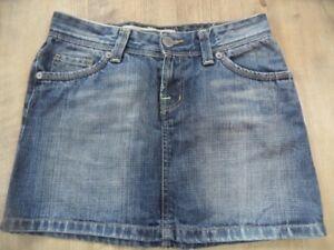 Damenmode Röcke 36 Top Fk218 Trf Jeans Cooler Jeansrock Used Look Gr