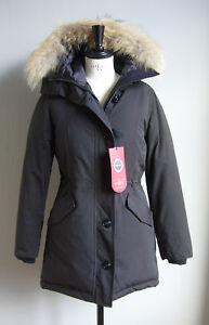 Dettagli su Donna Arctic Parka Cappotto in vera pelliccia Inverno Giacca matogla 7602 Taglia XL nero! mostra il titolo originale
