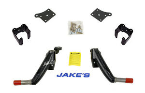 Jake-039-s-EZGO-Golf-Cart-6-034-Spindle-Lift-Kit-for-TXT-Electric-2001-5-Up