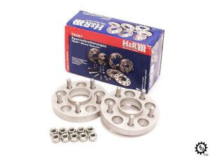 28mm Wheel Spacers for 1963-20 Porsche 356 911 928 944 968 964 993 H/&R DRM TRAK