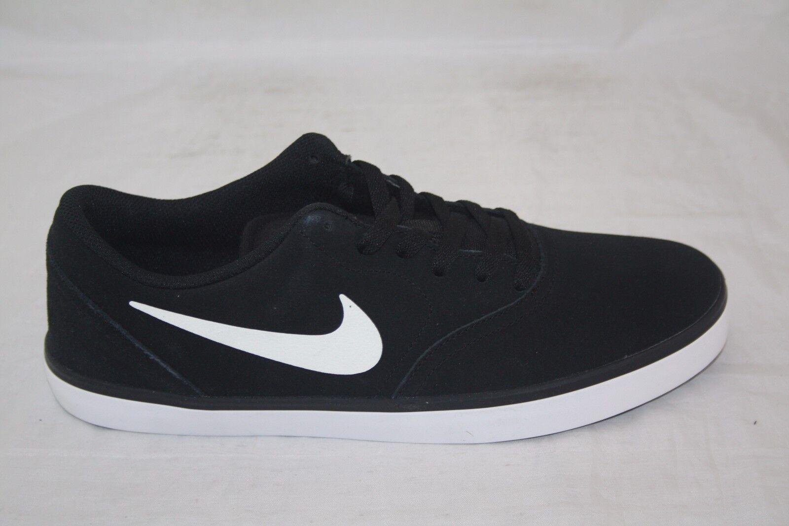 Nike sb - männer 705265-004 größe schwarz / weiß - größe 705265-004 10,5 msrp 70,00 0584d9
