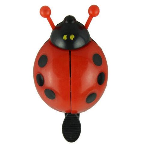 Alarm Ride Children Sports Siren Ladybug Bell Bike Horn Bicycle Accessories