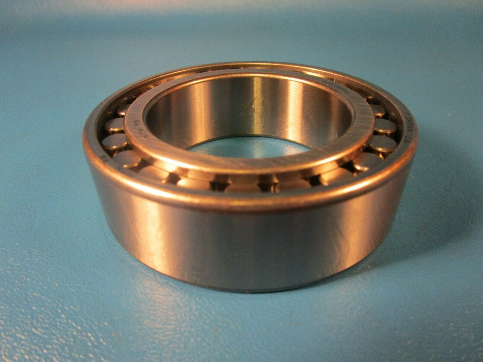 NN3010M2KC1NA P4 Nachi Cylindrical Roller Bearing Tapered Bore Japan 50x80x23 Cy