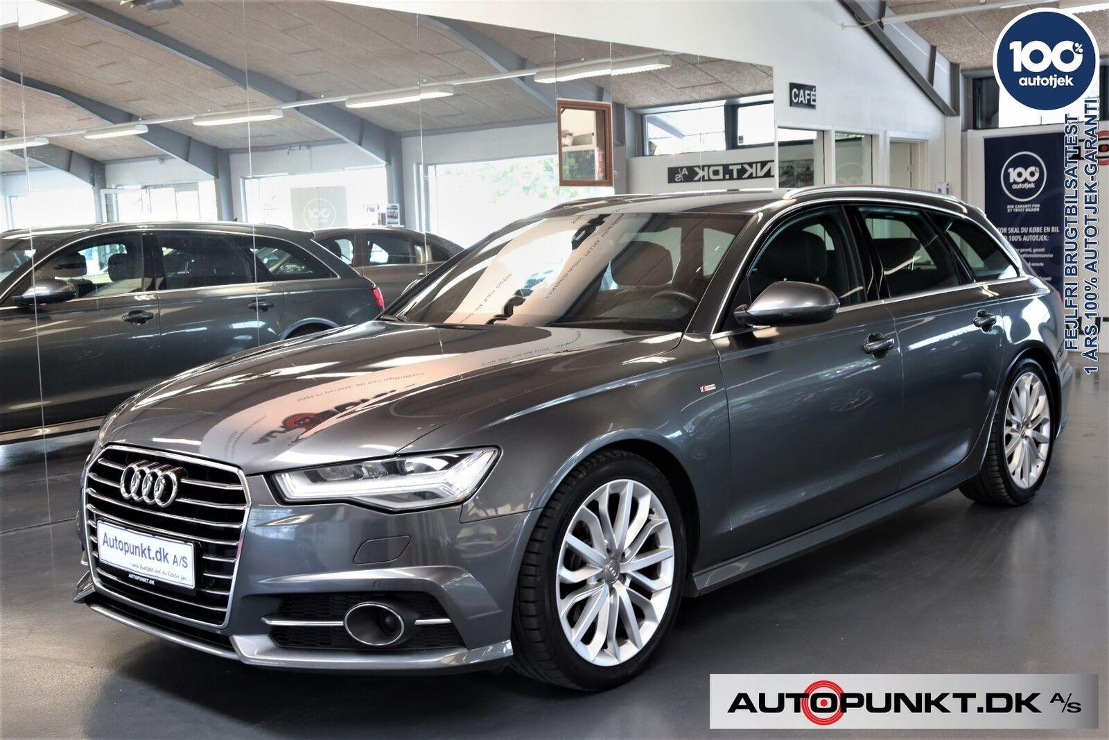 Audi A6 2,0 TDi 190 Ultra Avant S-tr. 5d - 309.700 kr.