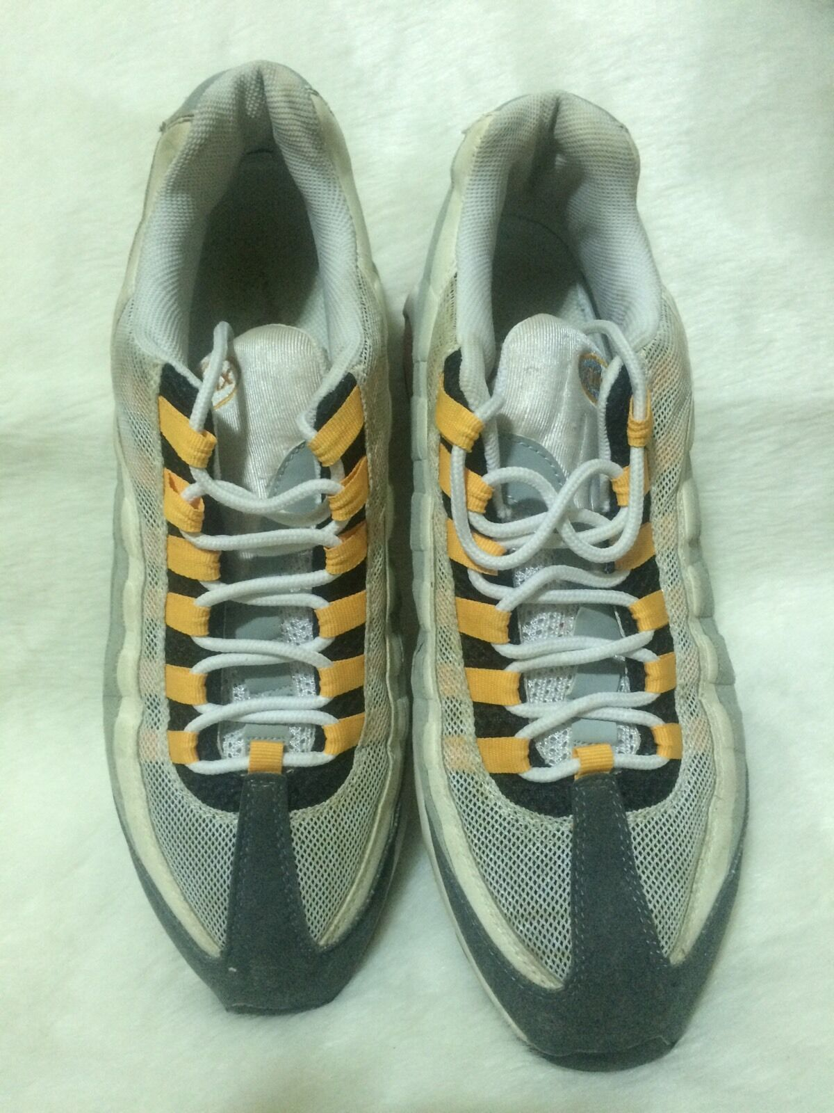NIKE MEN'S AIR MAX 95 SHOES Mint Style 609048-095 Size13