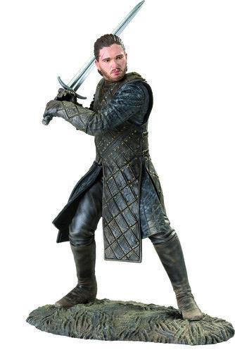 Neuf Jon Snow Battle of the Bastards Dark Horse Figurine Game of Thrones
