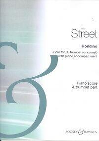 Uni Street Rondino Trompette-afficher Le Titre D'origine Soulager La Chaleur Et Le Soleil