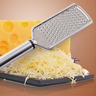 Stainless Steel Grater Nutmeg Cheese Citrus Zest Zester Grater Kitchen Tool