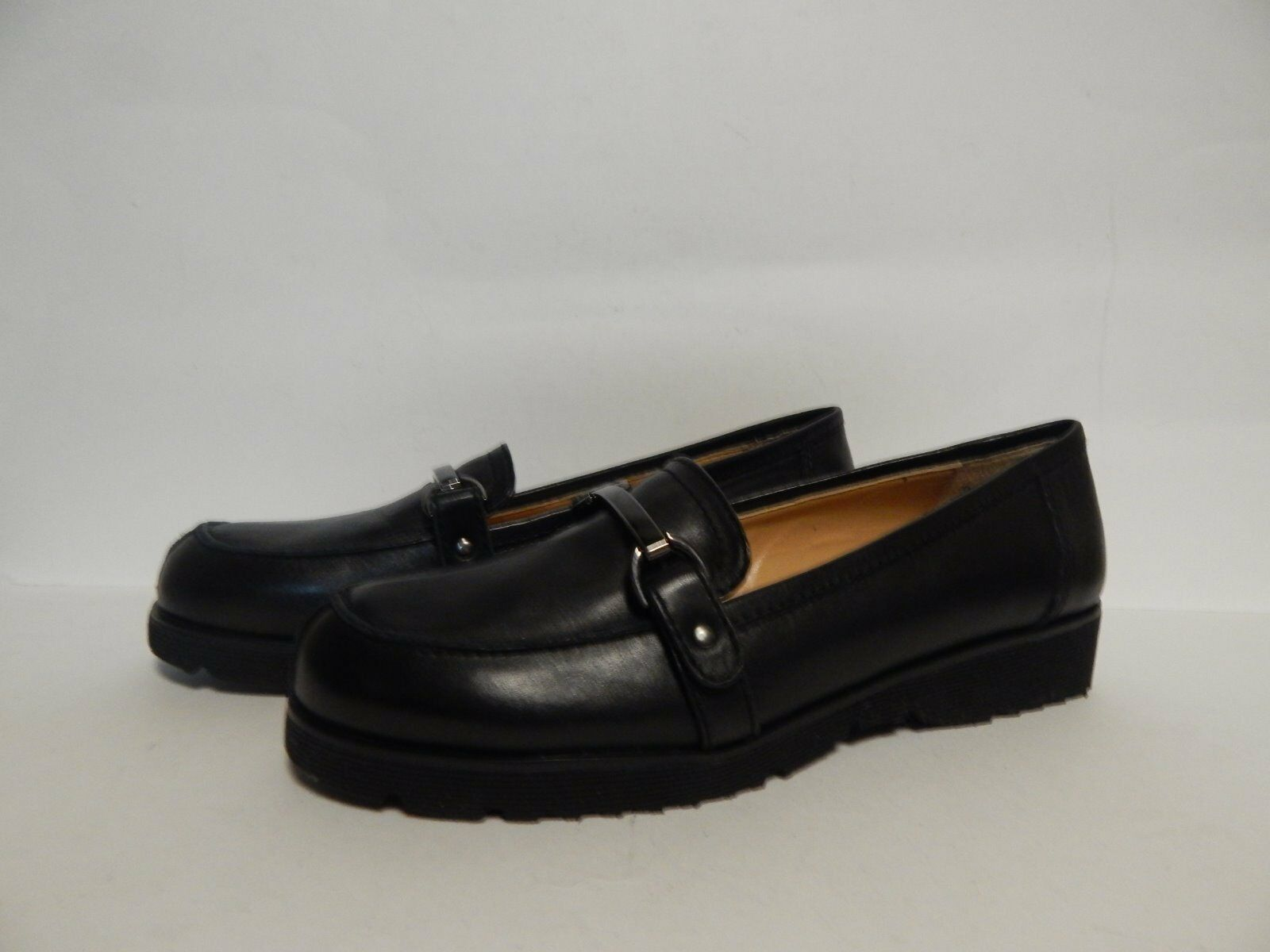 Elie Tahari Berry Loafer 8.5 M nero  New without Box