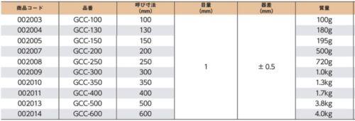 NIIGATA SEIKI SK Outside Inside Caliper with Scale100cm GCC-100 made in Japan