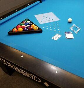 Perma-Rack-Pool-Billiard-Racking-Template-See-Video-Link-in-Description