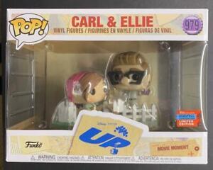 Funko-Pop-Disney-Pixar-UP-Carl-And-Ellie-NYCC-2020