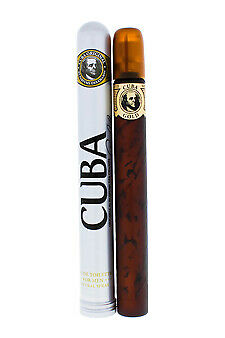 Cuba Gold Eau De Toilette Spray For Men 1 17 Oz For Sale Online Ebay