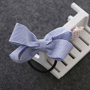 Polka-Bow-Tie-1PCS-Girl-Cute-Women-Scrunchie-Rope-Headband-Holder-Hair
