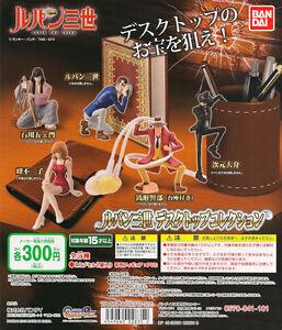 Lupin-the-Third-III-Desktop-Collection-Gashapon-Daisuke-Goemon-Fujiko-Set-5pcs