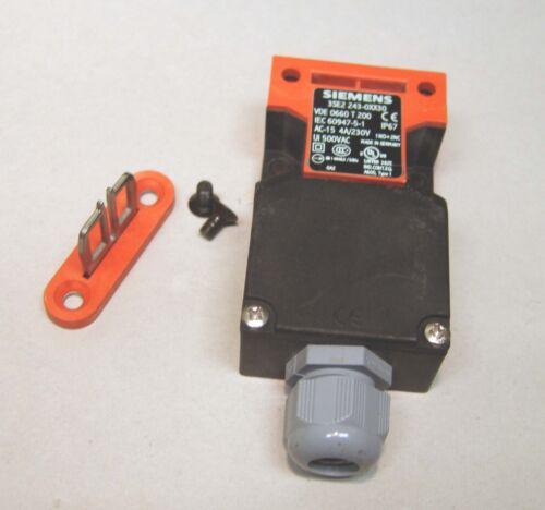 mit Betätiger 3SE2243-0XX30 Siemens Sicherheitsschalter  3S2243-0XX30