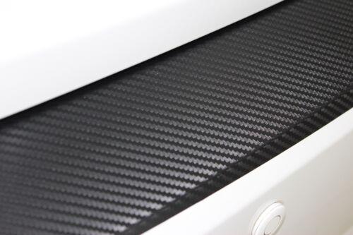 XP13 Ladekantenschutz Lackschutzfolie Carbon 3D 10104 TOYOTA YARIS 3