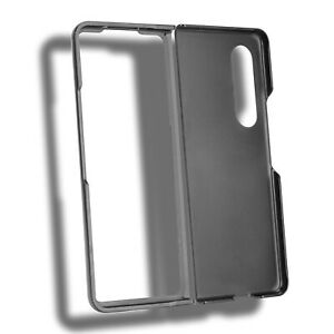 Handyhülle Kalbsleder Muster Schutzhülle Teil für Samsung Galaxy Z Fold 3 5G