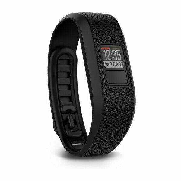 Garmin Vivofit 3 Activity Tracker Black Regular