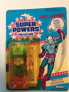 DC-COMICS-VINTAGE-SUPER-POWERS-COLLECTION-039-LEX-LUTHOR-039-SEALED-ON-CARD