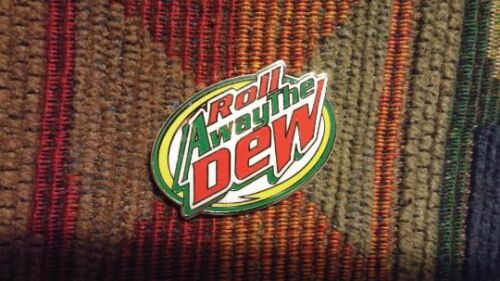 10 Pack Dead Head Franklins Tower Roll Away The Dew Enamel Lapel Hat Pin Lot