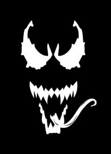 Venom 2018 Movie Decal For Car Laptop And More Pick Size And Color