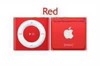Apple Ipod Shuffle, 2gb, Red Colour