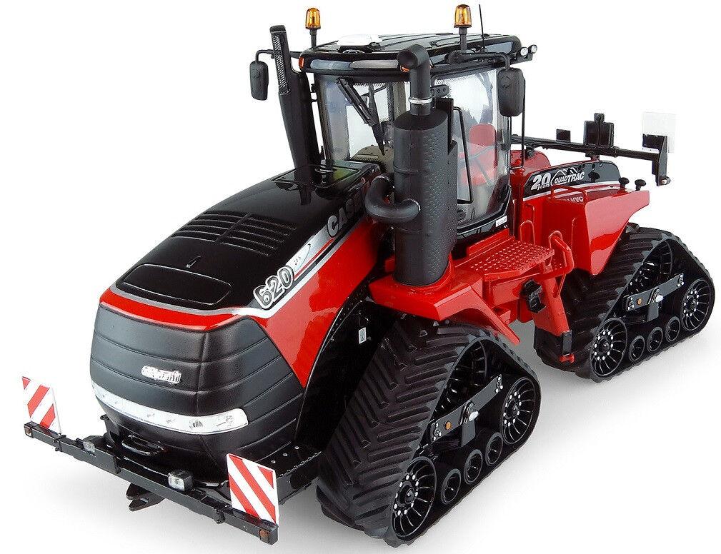 UH5244 - Tracteur CASE QUADTRAC 620 - Edition 20 Ans  - 1 32