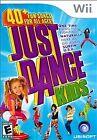 Just Dance Kids (Nintendo Wii, 2010)