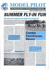 MODEL PILOT, THE NEWS MAGAZINE OF THE MODEL PILOTS ASSOCIATION 1995 #3