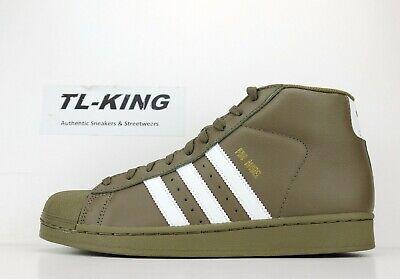 Adidas Originals Pro Model Olive Green