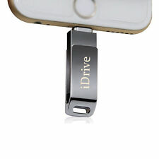 64gb iDrive FLASH DRIVE LIGHTNING USB Stick per iPhone 5 6 iPad Air iPod Touch