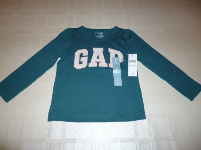 A New Baby GAP Girls Long Sleeve Top - 2 Years