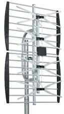 Quad (4) Bay UHF/HDTV Outdoor Television Antenna - 60 Mile