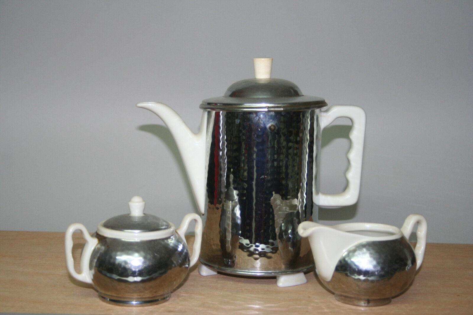 Original  Thermisol  Bauscher-Lizenz  Art Deco Kaffeekern