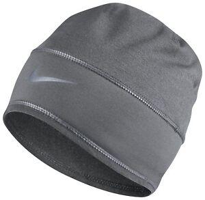 Nike Flash Reflective Beanie Skully Skull Hat Head Warmer Running ... aaee0d21071