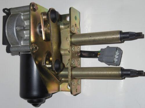 MOTEUR ESSUIE-GLACE JCB 714//40216  Genuine Wiper Motor FRONT W NEW 714//40216