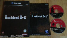 RESIDENT EVIL for NINTENDO GAMECUBE & Wii COMPLETE by Capcom
