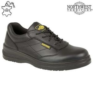 8b8a2c15ca1 Details about LADIES LIGHTWEIGHT STEEL TOE CAP SAFETY WORK TRAINERS SHOES  BOOTS WOMEN SIZE