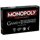Monopoly Game of Thrones Collector's Edition - Board Game Westeros